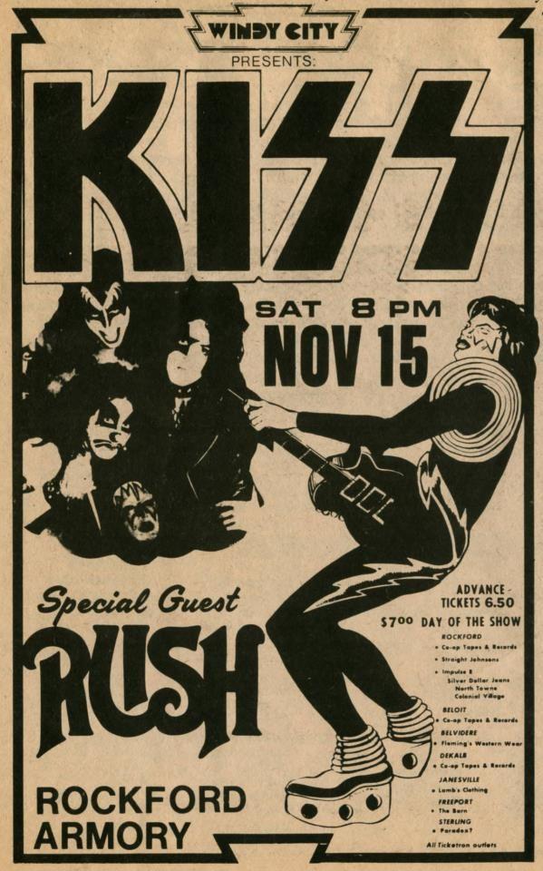 RAUDO: los discos de RUSH de peor a mejor - Página 5 1975-11-15