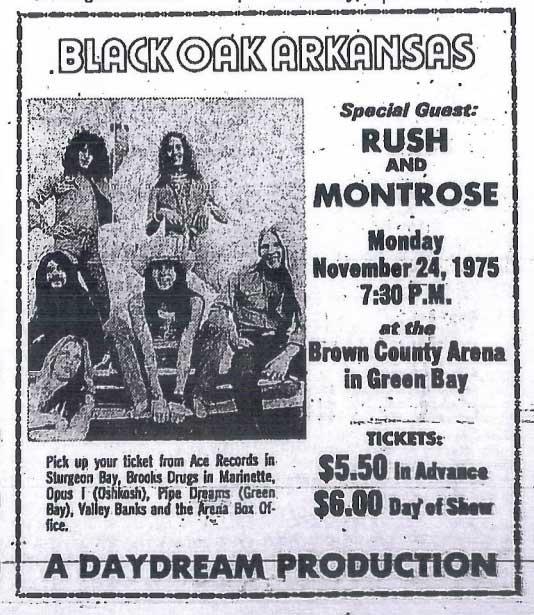 RAUDO: los discos de RUSH de peor a mejor - Página 5 1975-11-24