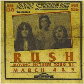 RAUDO: los discos de RUSH de peor a mejor - Página 13 1981-03-04-05