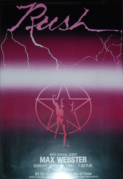 RAUDO: los discos de RUSH de peor a mejor - Página 13 1981-03-08