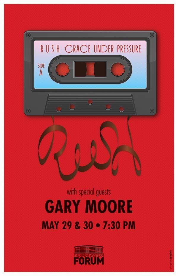 RAUDO: los discos de RUSH de peor a mejor - Página 5 1984-05-29-30