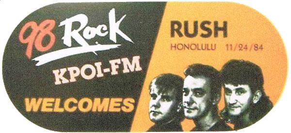 RAUDO: los discos de RUSH de peor a mejor - Página 6 1984-11-24