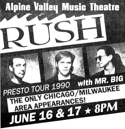 RAUDO: los discos de RUSH de peor a mejor - Página 3 1990-06-16-17