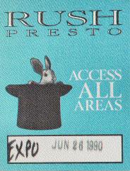 RAUDO: los discos de RUSH de peor a mejor - Página 3 1990-06-26
