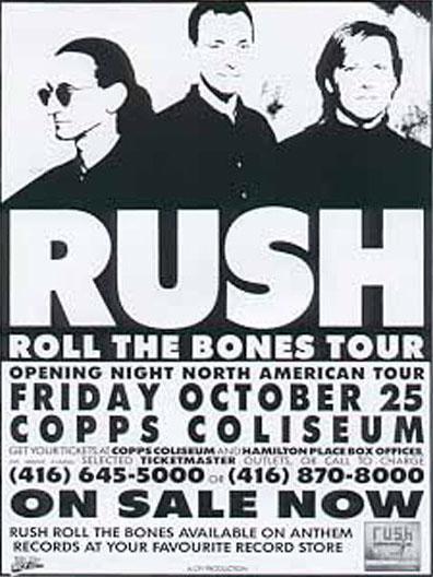 RAUDO: los discos de RUSH de peor a mejor - Página 6 1991-10-25