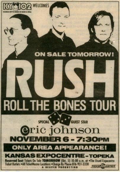 RAUDO: los discos de RUSH de peor a mejor - Página 6 1991-11-06