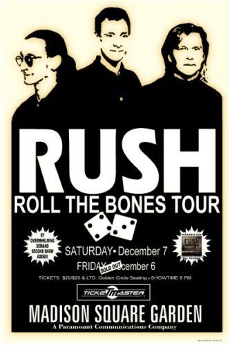 RAUDO: los discos de RUSH de peor a mejor - Página 6 1991-12-07