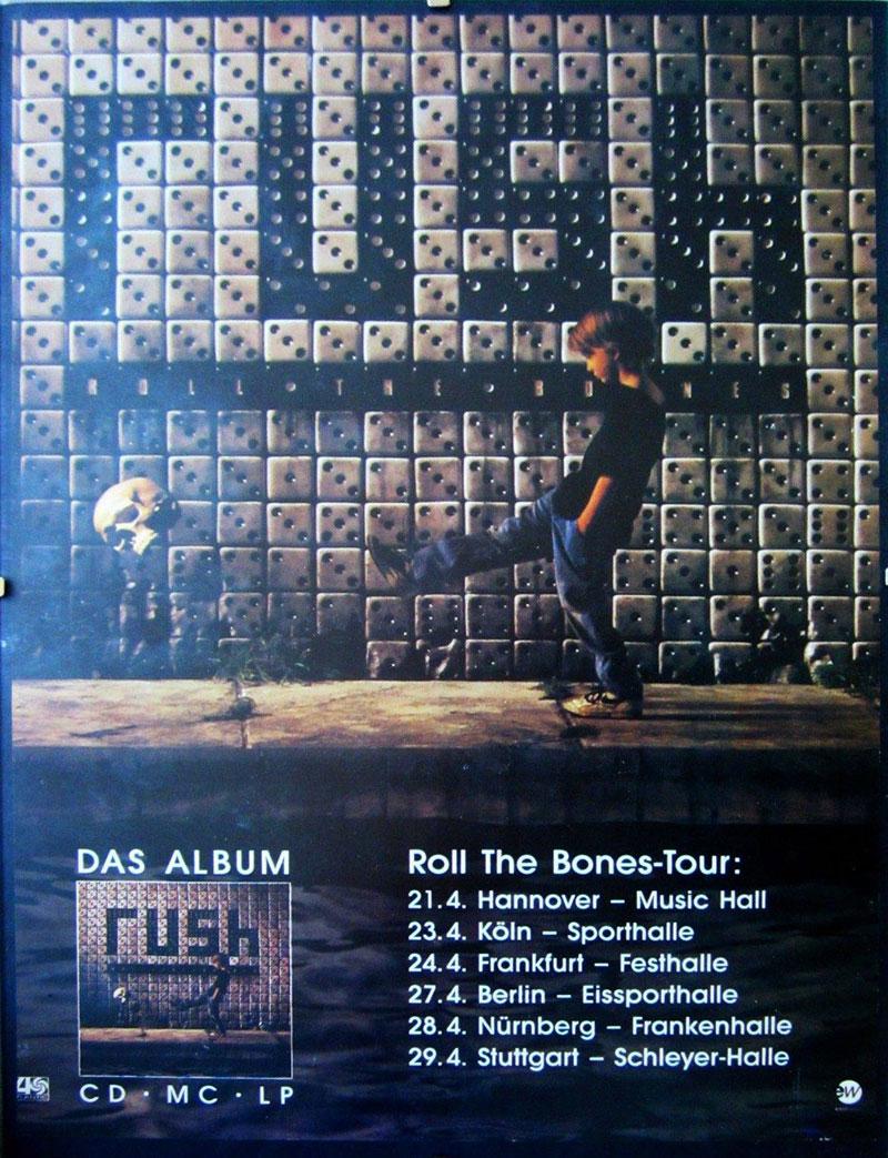 RAUDO: los discos de RUSH de peor a mejor - Página 6 1992-04-21-29