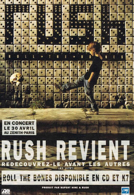 RAUDO: los discos de RUSH de peor a mejor - Página 6 1992-05-01-2