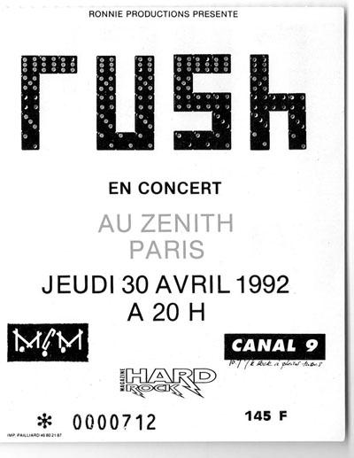 RAUDO: los discos de RUSH de peor a mejor - Página 6 1992-05-01