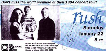RAUDO: los discos de RUSH de peor a mejor - Página 3 1994-01-22-2