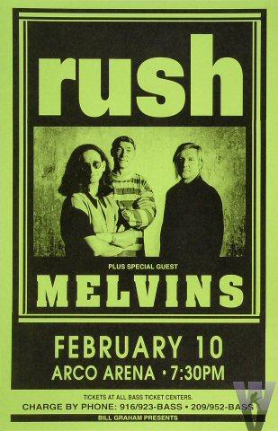 RAUDO: los discos de RUSH de peor a mejor - Página 3 1994-02-10