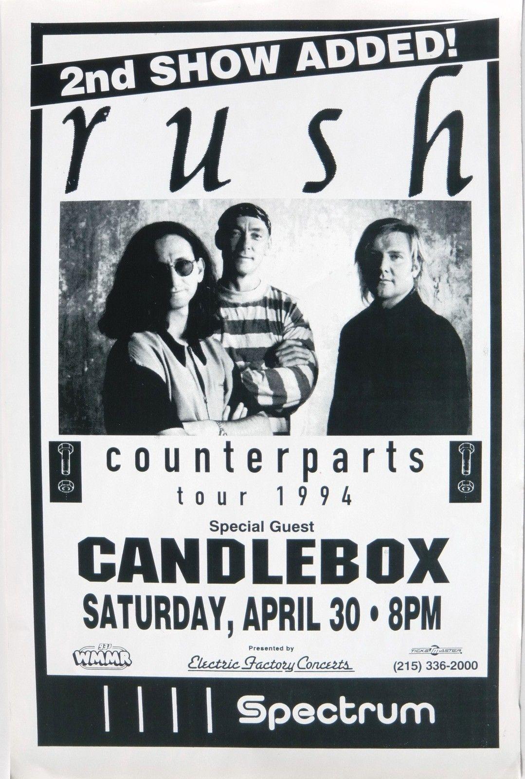RAUDO: los discos de RUSH de peor a mejor - Página 3 1994-04-30