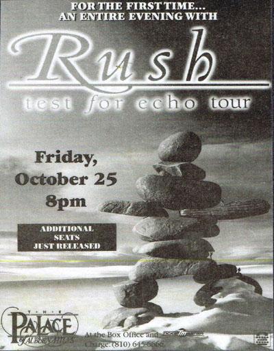 RAUDO: los discos de RUSH de peor a mejor - Página 4 1996-10-25