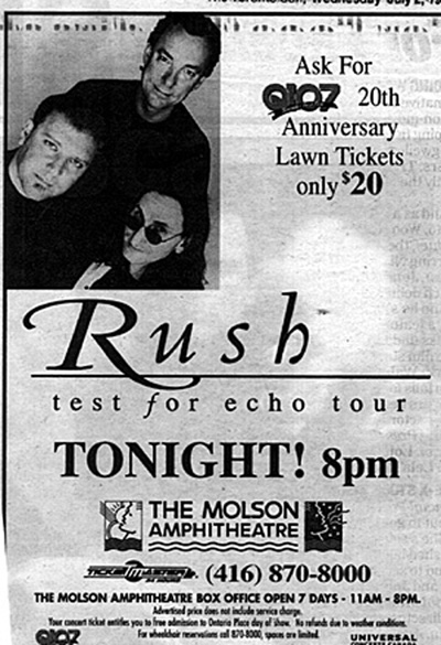 RAUDO: los discos de RUSH de peor a mejor - Página 5 1997-06-30-2