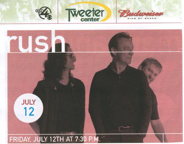 RAUDO: los discos de RUSH de peor a mejor - Página 4 2002-07-12