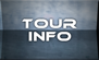 Rush Tour Information