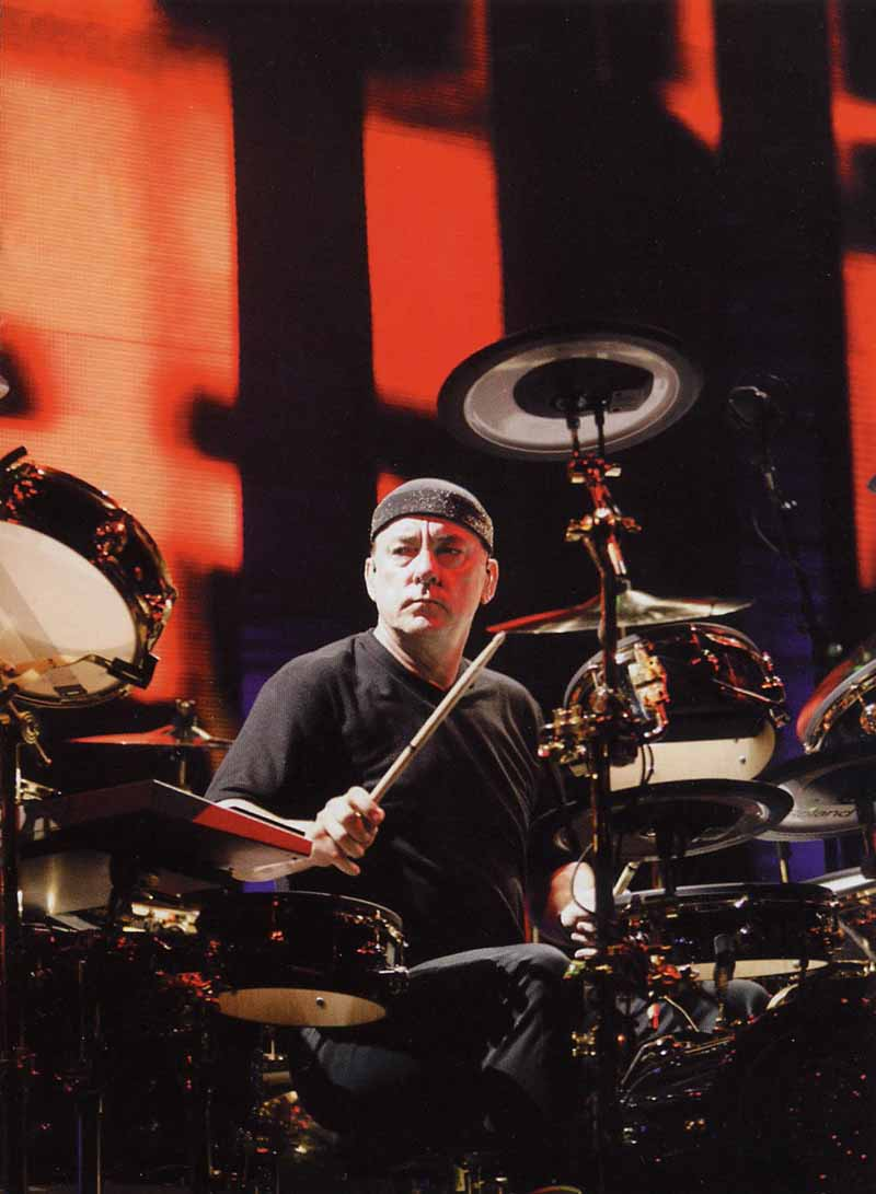 Neil Peart: Anatomy of a Drum Solo - Video Artwork