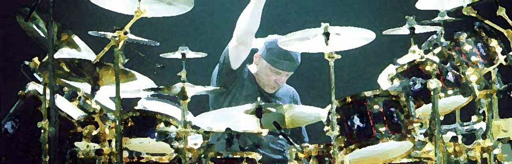 Neil Peart: Anatomy of a Drum Solo - Video Information and Liner Notes