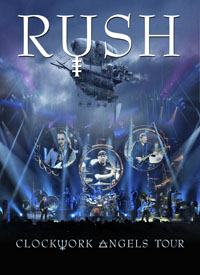 Rush CLOCKWORK ANGELS TOŒR