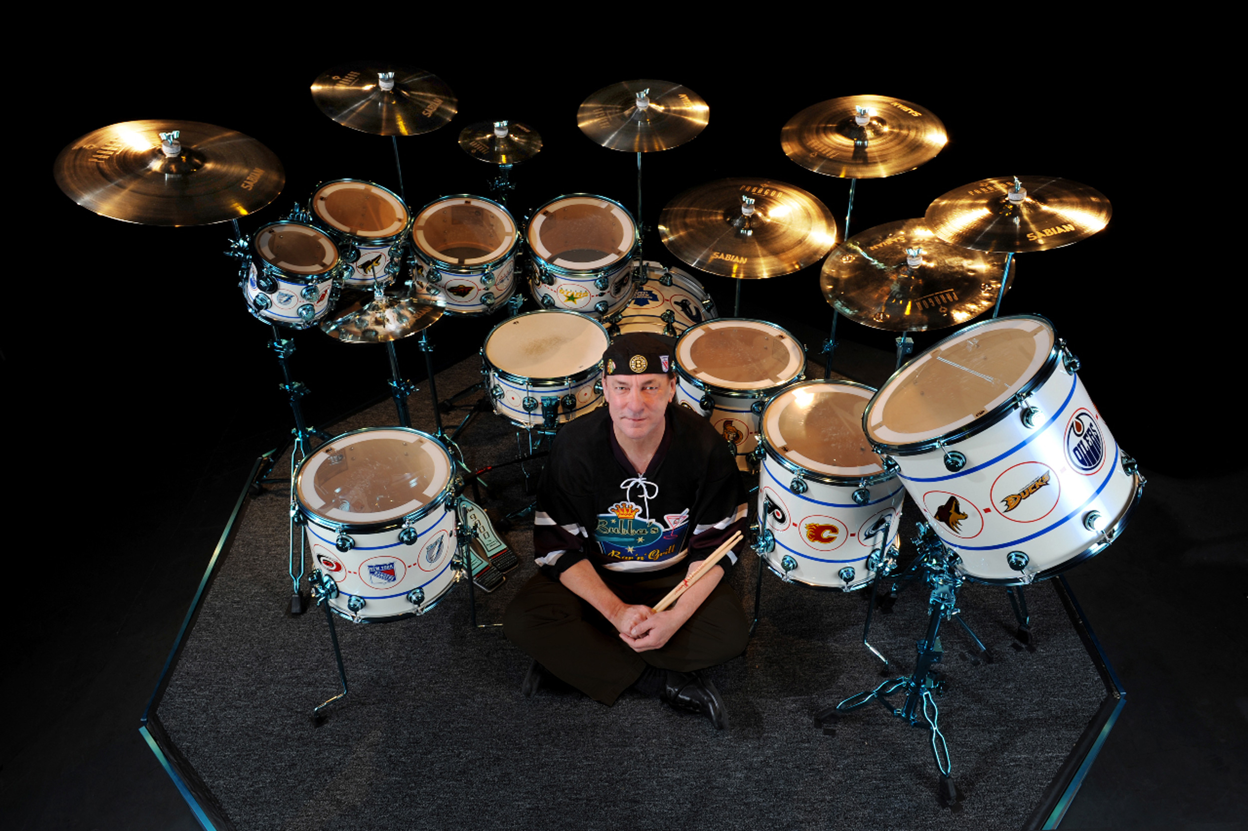 neil peart fire on ice the making of quotthe hockey theme