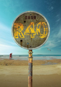 Rush's R40 Box Set Certified GOLD by the RIAA