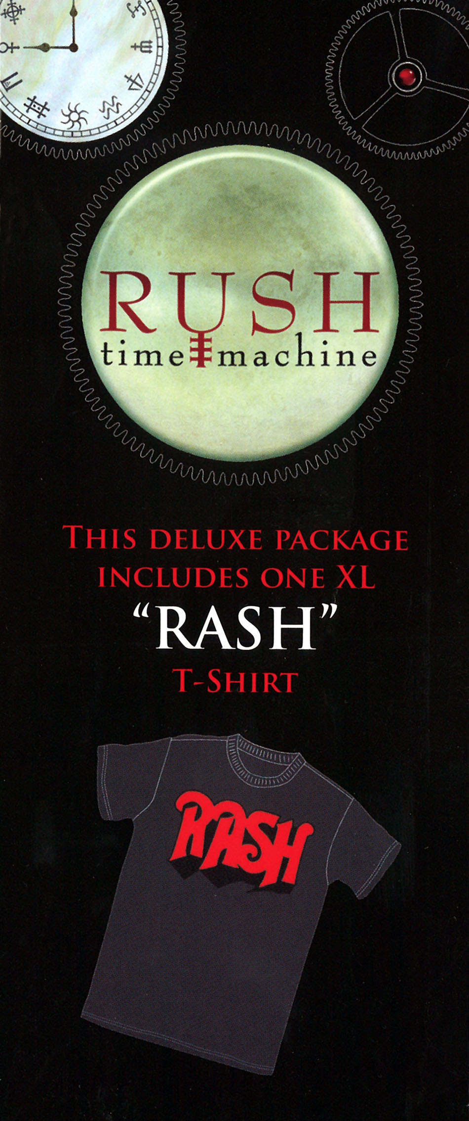 time machine 2011 live in cleveland