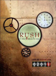 Rush's Time Machine 2011: Live in Cleveland